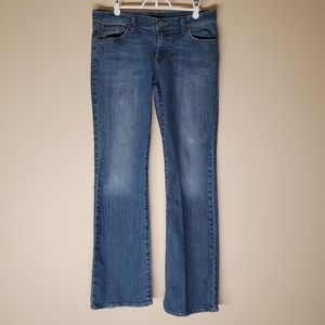 Lucky Brand Jeans - Lucky Brand Dungarees Mid Rise Blue Jeans